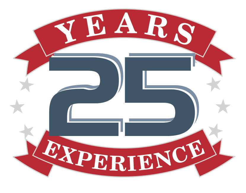 25 Years Auto Glass Experience